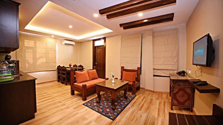 Comfortable apartment near Thamel