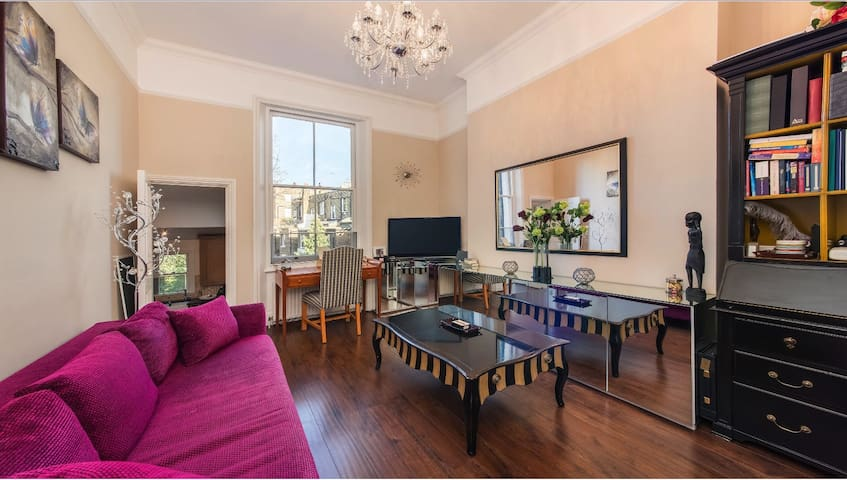 Luxury pad near Kings road Chelsea - London - Leilighet