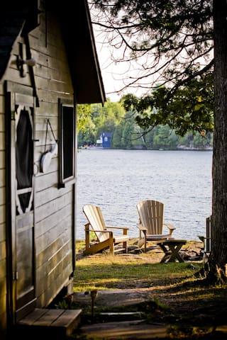 Cabin #4 Rocky Ritz