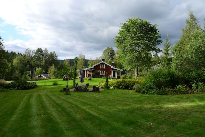 Lovely cottage (bath & fishing) - Grythyttan, Västmanland, Sweden - Huis