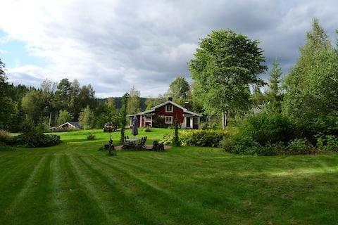 Lovely cottage (bath & fishing)
