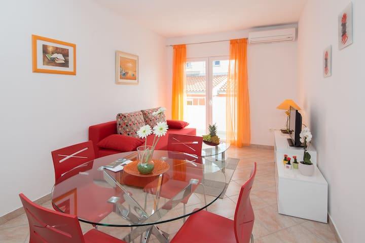 Apartment for 2 in Villa Kolar