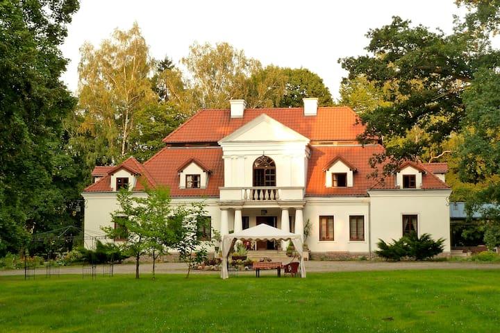 Countryside Manor House - suite - Modzele-Bartłomieje