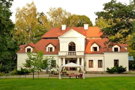 Countryside Manor House - suite - Modzele-Bartłomieje - Slott