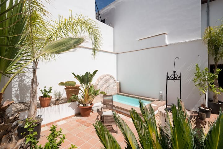 swimming pool, centric old town - Granada - Villa