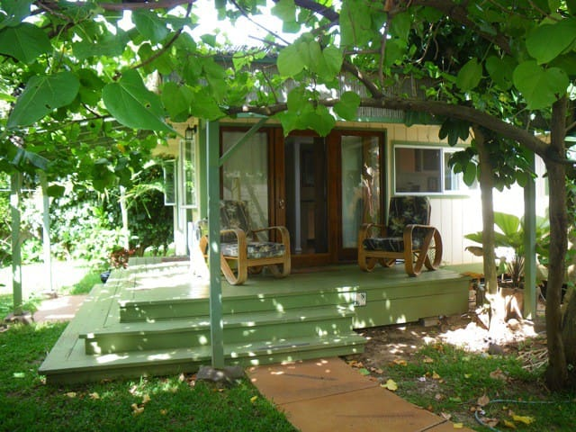 The Beach Cottage  - Haleiwa - Huis