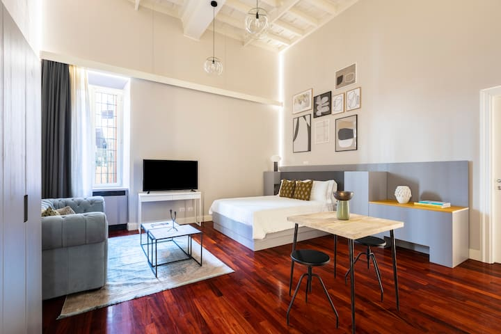 Sonder | Spanish Steps Lofts | Serene Studio