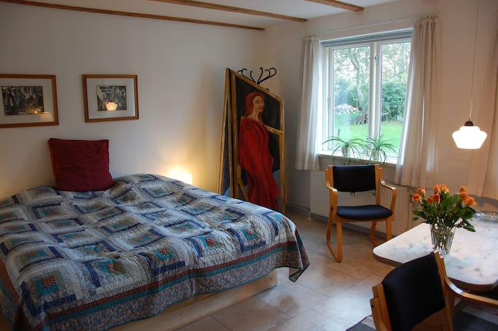 Lund Gamle Købmandsgård - Højslev - Apartment