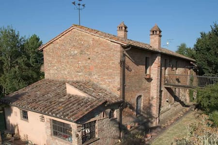Miniappartamento indipendente Casale Rosapino - Vaiano - Apartamento