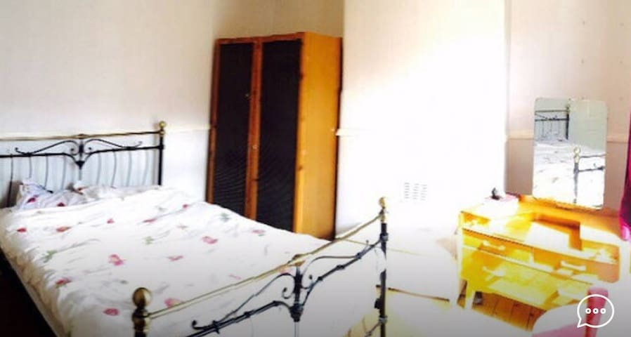 Double room close to City Centre - Leicester