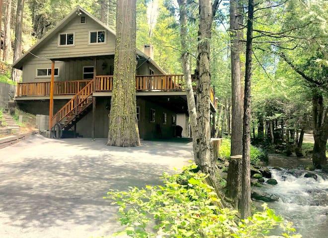 Creekside Solitude Studio-8 miles to Yosemite