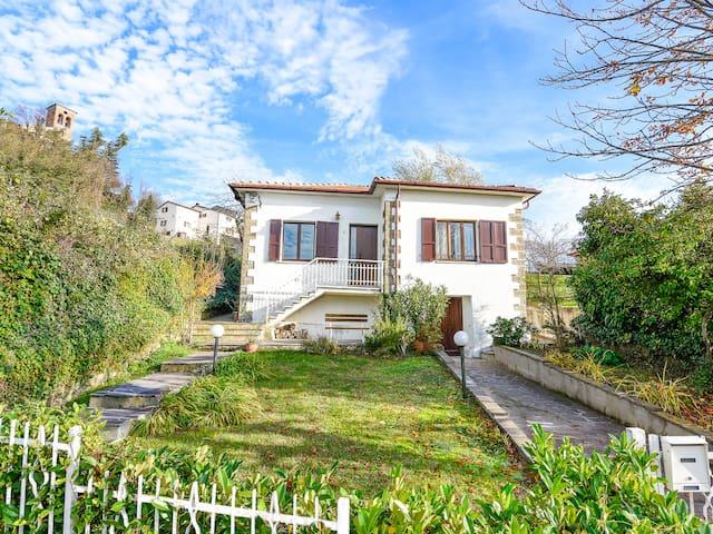 Villa Bruna nel Montefeltro, giardino, FREE WIFI