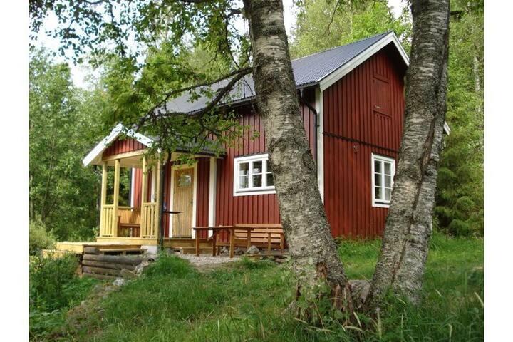 Vakantiehuisje in Letafors, Sysslebäck Värmland