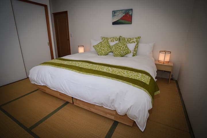 Sheltered Inn Hakuba Double/Twin Room