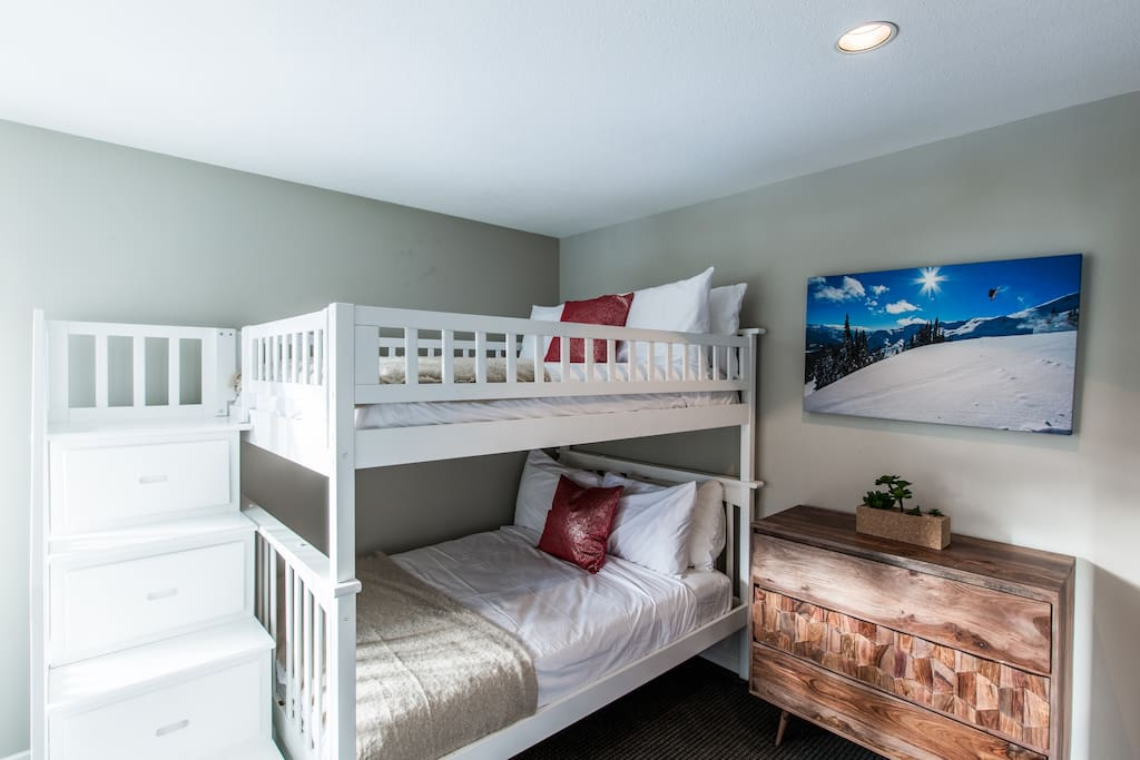 Double Double Bunk Bed