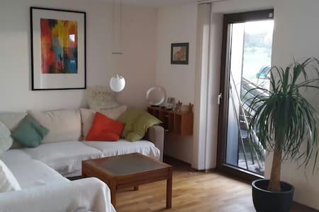 Wohnung mit Weitblick - Hattenhofen