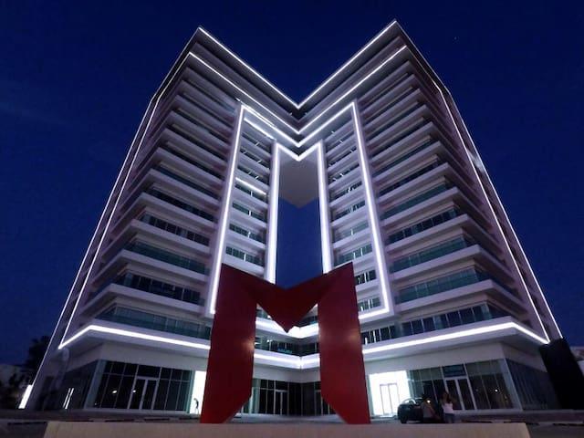 Torre M  Departamento económico