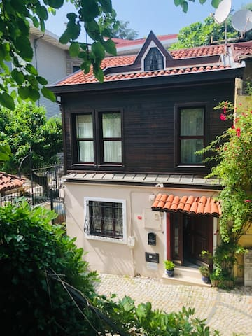 A very unique modern Ottoman House in Bosphorus