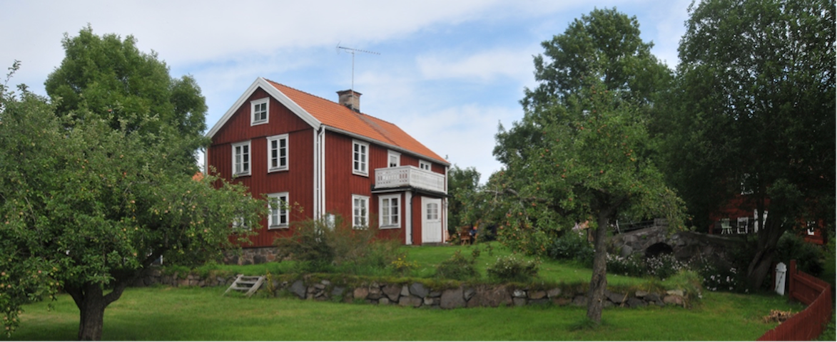 Idyllic Swedish summer house in Småland - Hultsfred N - Huis