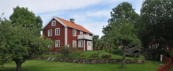 Idyllic Swedish summer house in Småland