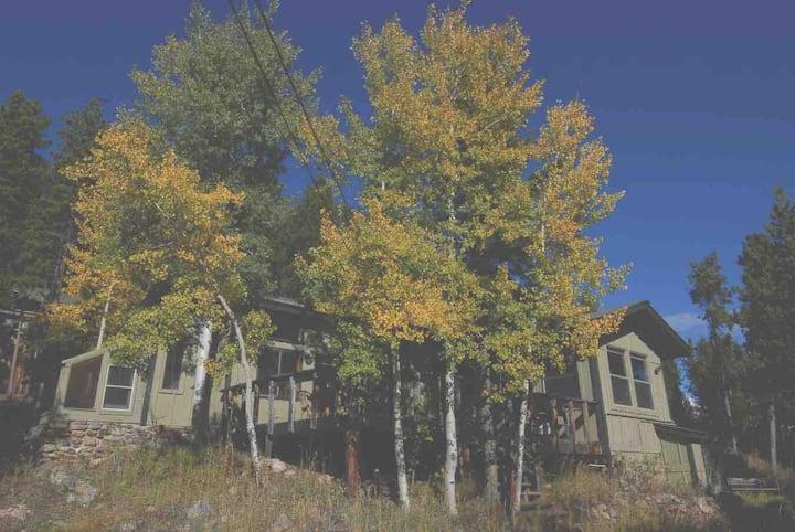 Sunrise Lodge - Family Wilderness Lodging Location