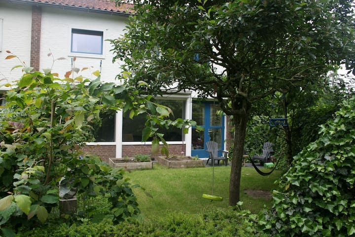 Green House / Quite Neighbourhood - Amersfoort - บ้าน