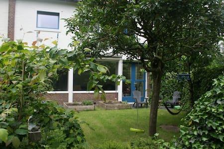Green House / Quite Neighbourhood - Amersfoort