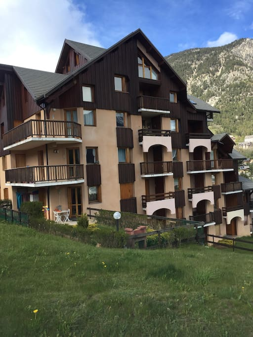 Vue du Chalet-View from the Chalet