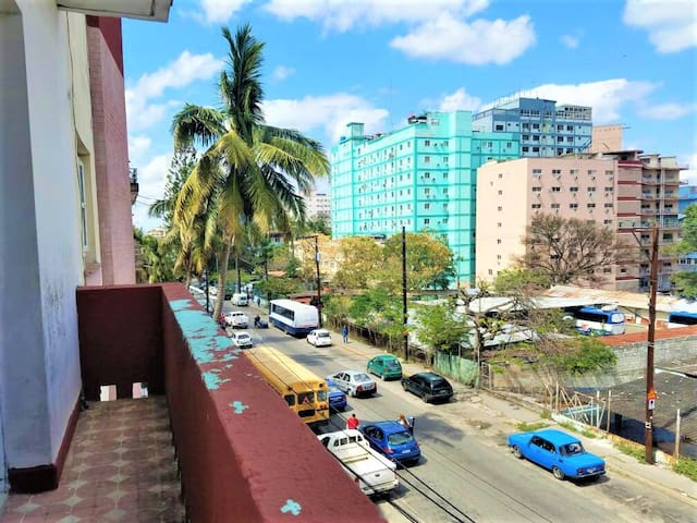 Downtown Vedado Libre