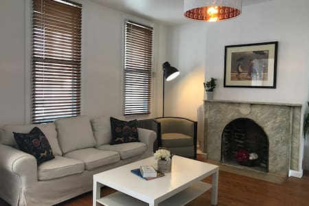 Private home in Jersey City, minutes from NYC - Jersey City - Haus