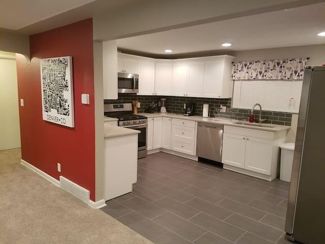 A Denver Home As Fresh as the Colorado Air