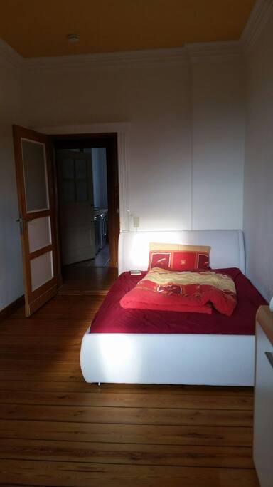 Dein / Euer Bett mit verstellbarem Lattenrost vorne und hinten