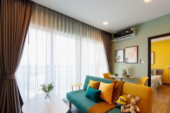 Homey condo near Chiang Mai international airport