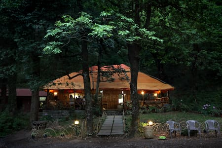 Cottage Stay in the Quiet Mountain Woods - Nainital - Luontohotelli