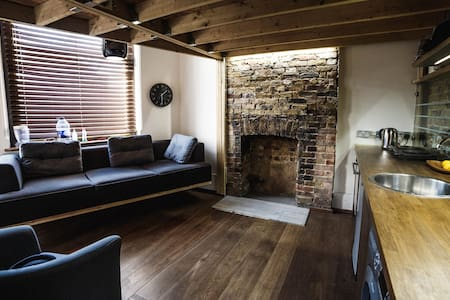 Studio at Victorian Warehouse by the Canal N1 - Лондон