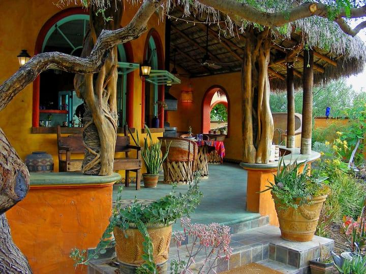 Main House: El Encanto de Cabo Pulmo