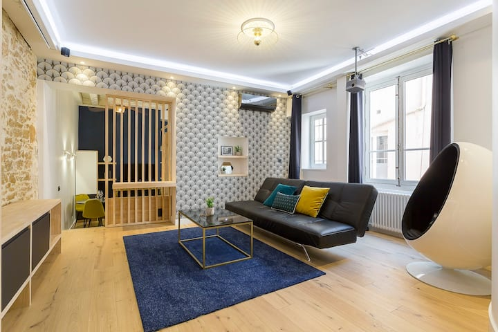 New ! Hamac Suites ❤️ Lyon, le Bellecour
