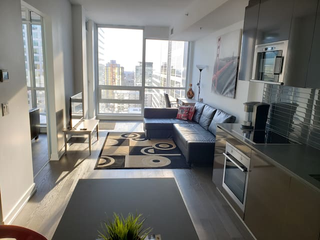Beautiful New 1 Bedroom Condo- The Slater