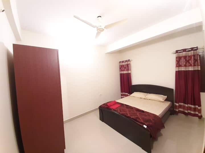 💞Your Space💕Pvt 2 Bhk Cpl Friendly💯 Full Flat