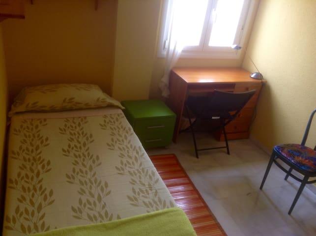 Habitación privada con baño - Puerto Real - Departamento