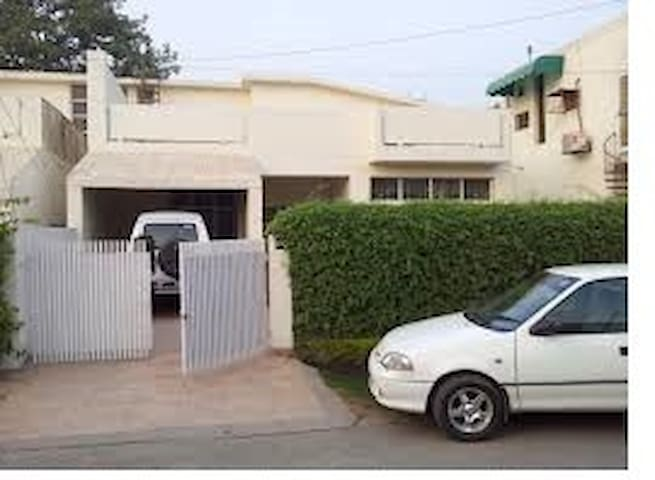 Vacation Rental Room - Lahore - Gästehaus