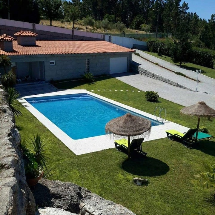 Vivenda Marinho Wix - Casa para férias