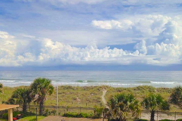 Panoramic Oceanfront Overlook - Jacksonville Beach