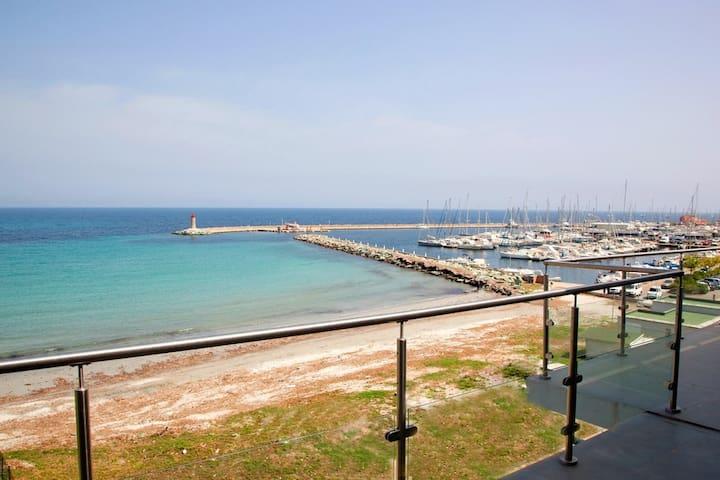 Appartement 2 chambre Vue Mer 52m² au Cap Corse
