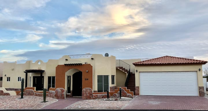 Los Sahuaros House216 - Gated community&Nice Beach