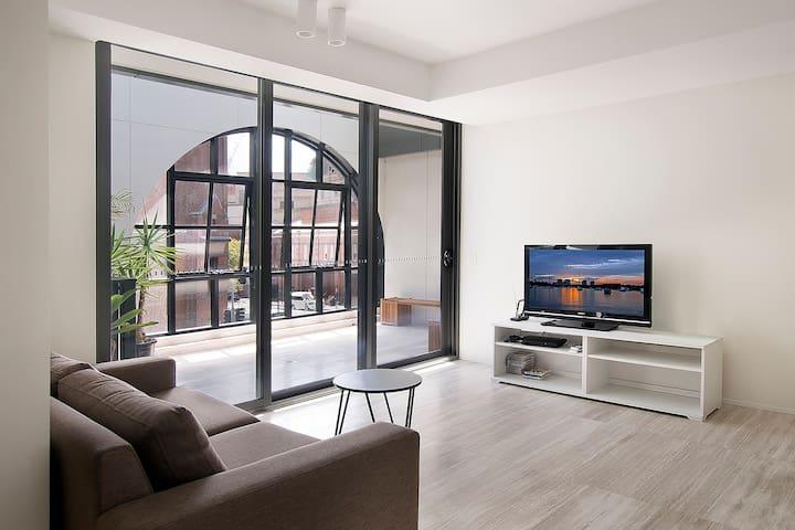 Sunny 1BR in the heart of Haymarket, Sydney - Haymarket - Wohnung