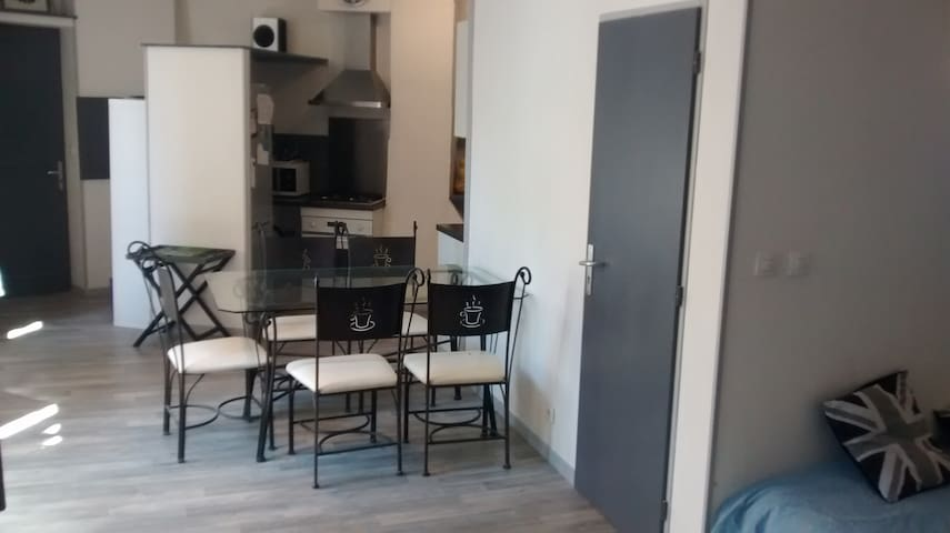 T1 de 35 m² au coeur du village - Saint-Nazaire-en-Royans - Apartment