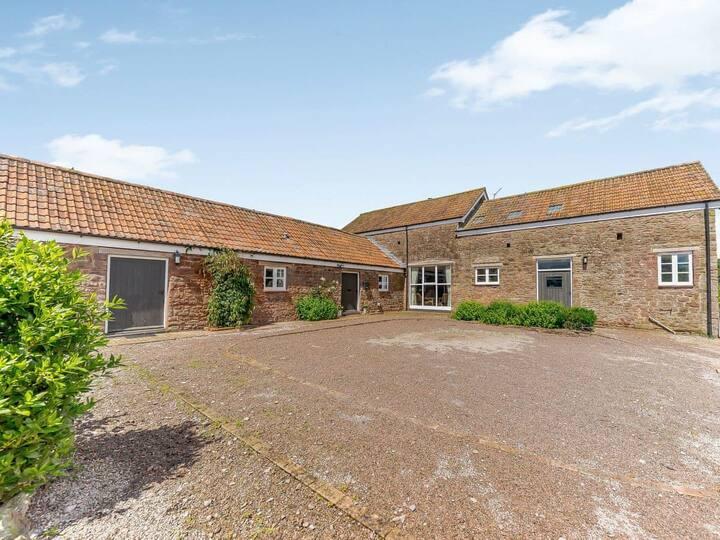 Lodge Barn Lydney Park Estate