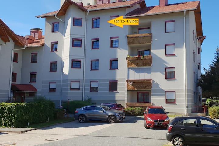 Penthouse Apartment max. 6 Personen, Top12, 102m²