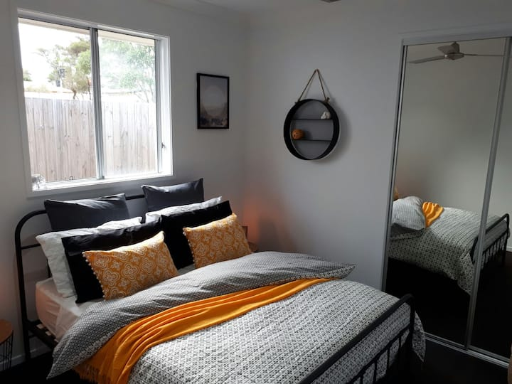 Comfortable room in an easy going house